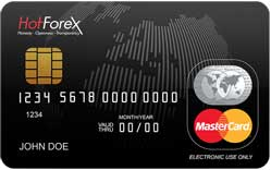 Lite forex debit card